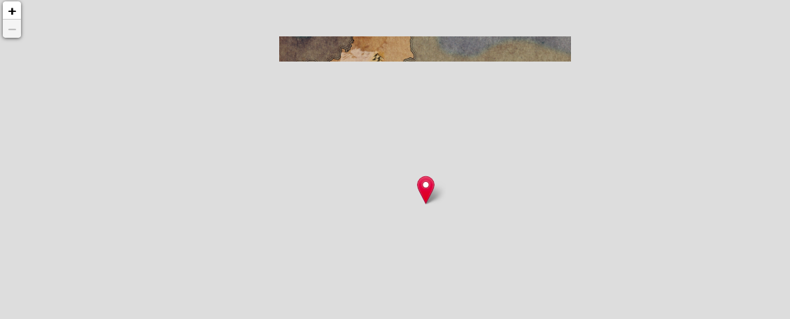 Hmmm map rendering doesn't work