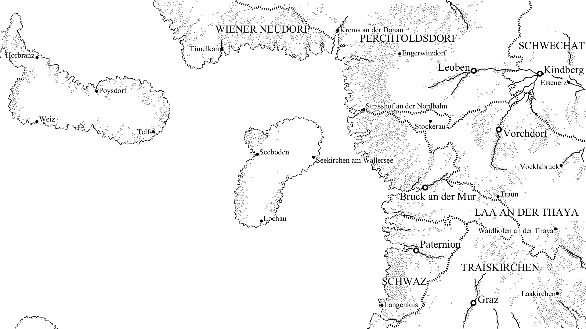 Fantasy Map Generator - output with no options